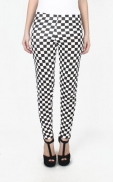 chess_pattern_legging_black