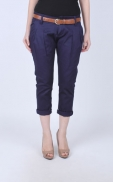 short_mango_pants_navy