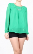 back_zipper_blouse_green