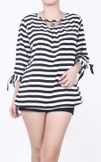 ribbon_stripes_blouse_black
